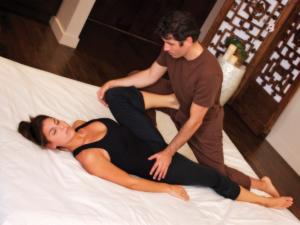 massaggio donna